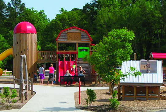 knightdale nc parks