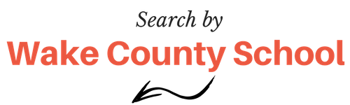 search by wake county school zone