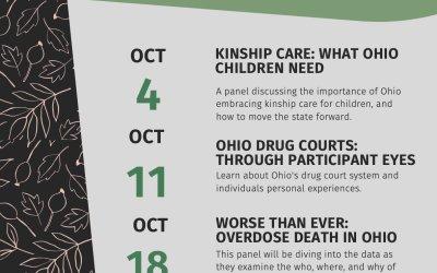 Harm Reduction Ohio: October Public Policy Series