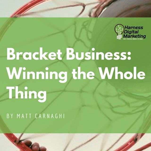 Has your bracket been busted? It may be time tohellip