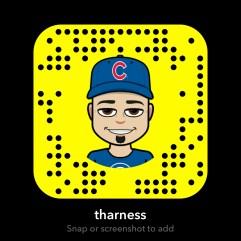 Snapchat Code Tom Harness