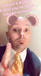 Snapchat Image Tom Harness