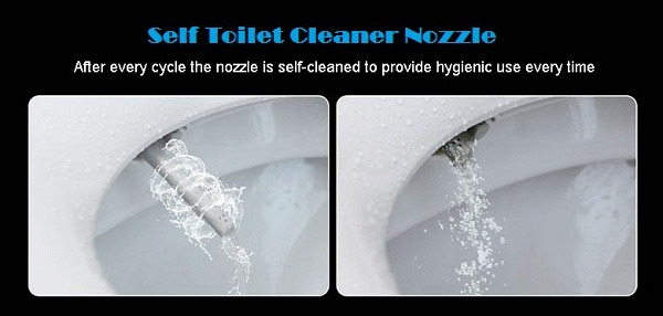 Japanese Self Cleaning Toilet. Self Toilet Cleaner Finest Bidet Seat Review  Best Buy Advice