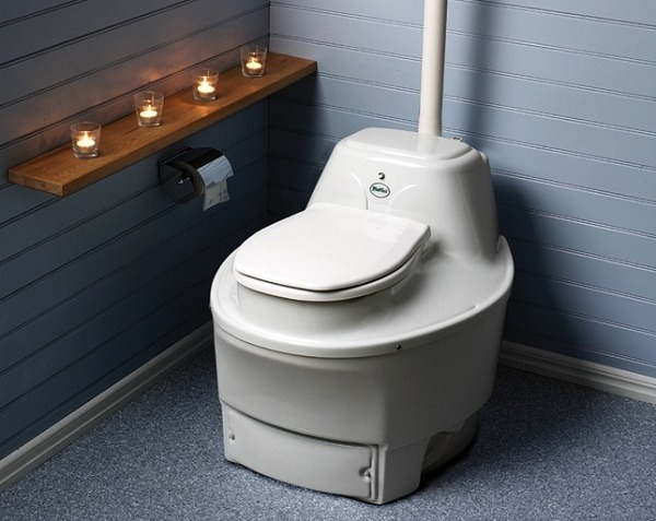 Biolet toilets Electric Waterless