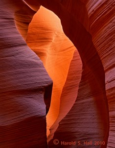 Antelope Canyon Summertime