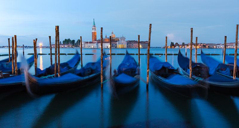 Morning Gondolas