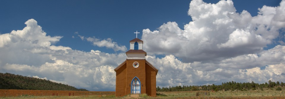 San Raphel Church, New Mexico