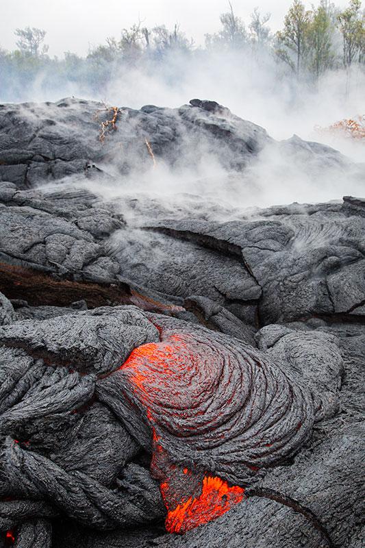 Lava Scape