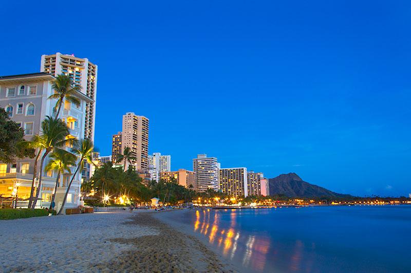 Waikiki Eve