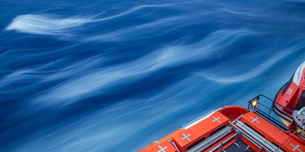 Life Boat Waves