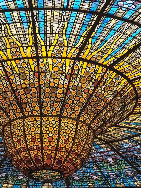 Barcelona Music Hall Skylight