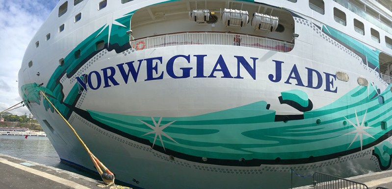 Norwegian Jade Cruise Boat