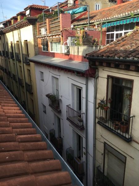 Madrid Rental View