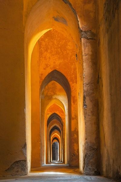 Alcazar Corridor