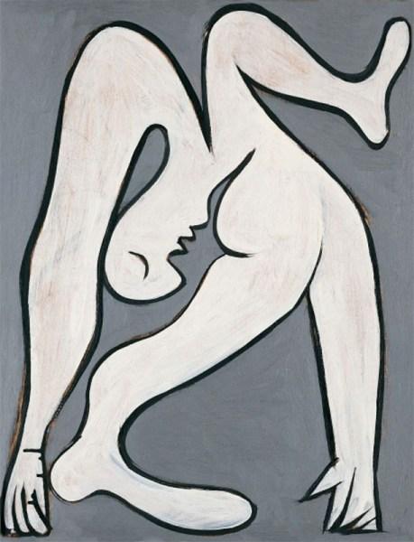 Very Limber Picasso Model