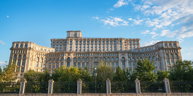 Bucharest Peoples Palace
