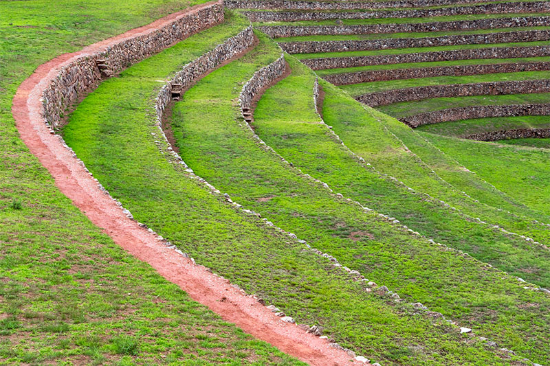 The curved lines of Moray