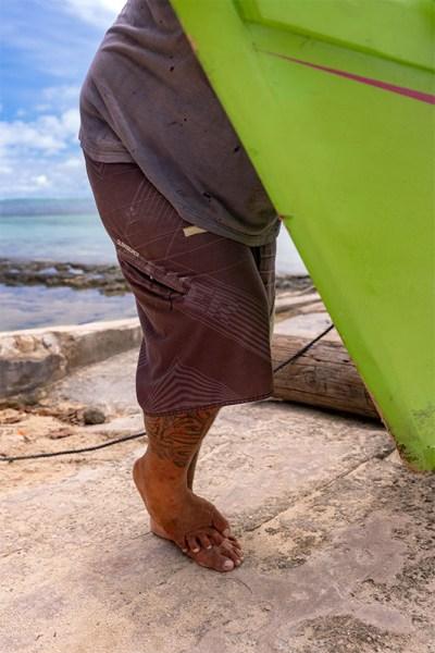 Polynesian lifestyle