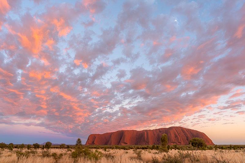 Uluru Moon