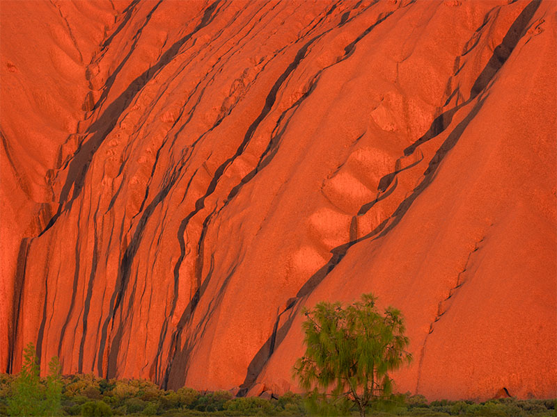 Sculptured by Erosion