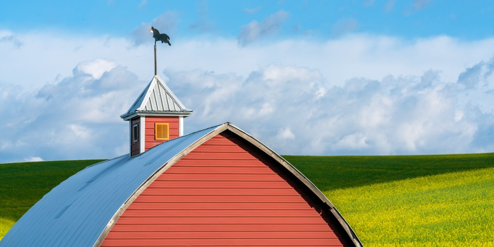 Barn Shapes