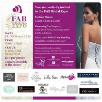 Cape wedding show