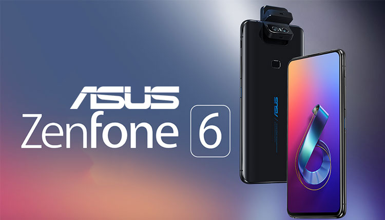Asus ZenFone 6 (2019) price in India and all Specifications