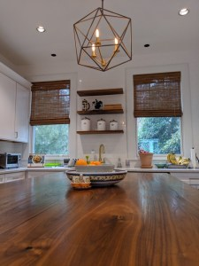Custom Wood Island, Crafted By FreeState Timbers