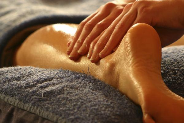 Sports massage - Harpenden Mike Minerve