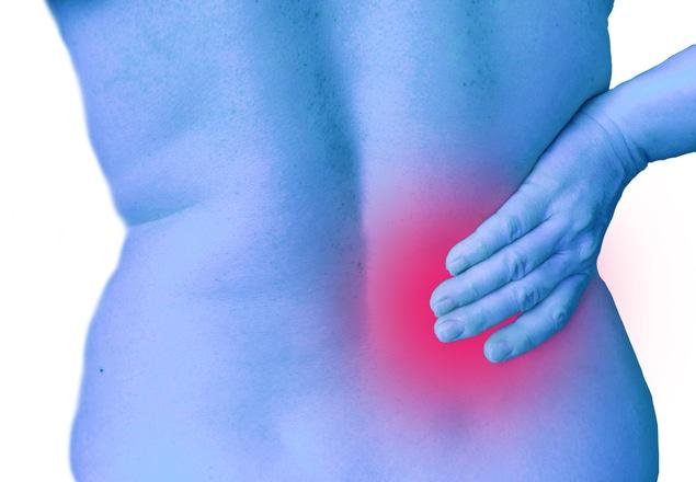 herniated disc back pain