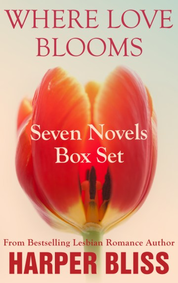 Where Love Blooms: Seven Lesbian Romance Novels