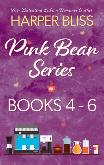 Pink Bean Series: Books 4-6