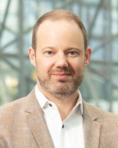 Scott Harper, President & CEO