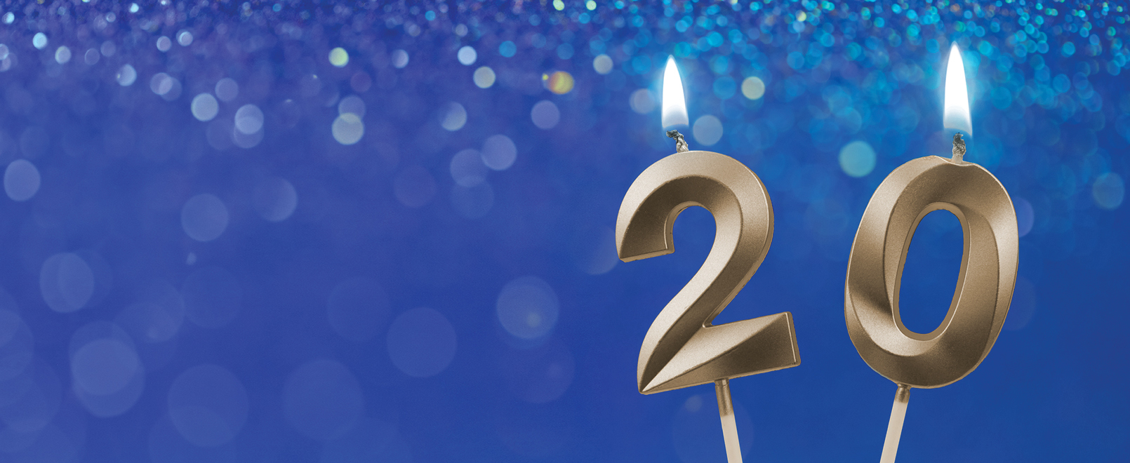 We're Celebrating our 20th Year Anniversary with an Exclusive Promotion!