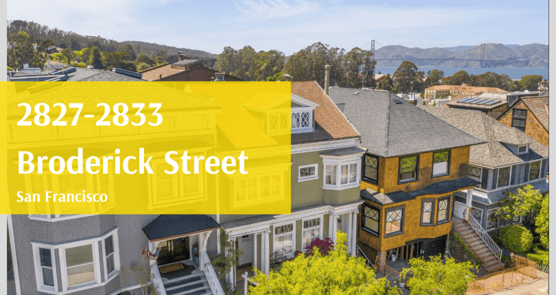 COMING SOON! Classic Cow Hollow Home with Stunning Views | 8 BD |...