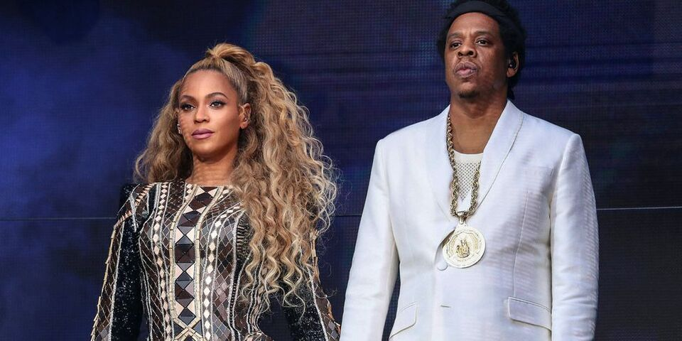 beyonce shares a new photo of her twins