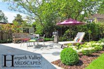 Backyard Hardscaping Plan