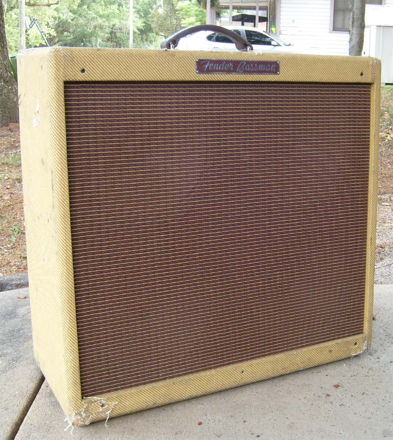 Blues Harp Amps Jason Ricci S Bassman For Sale