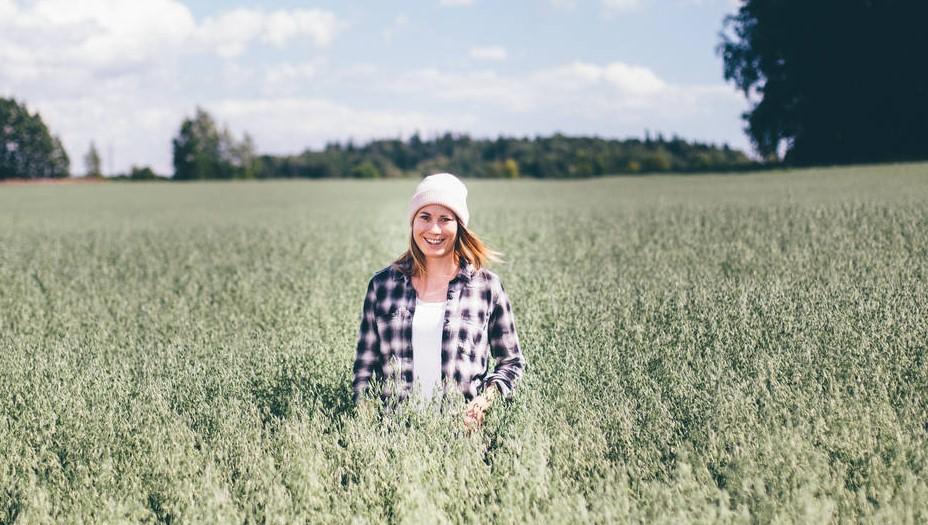 Kaslink Aito ja Enni Rukajärvi jatkavat yhteistyötään haastamalla Suomen peruskoululaiset liikkumaan luonnossa