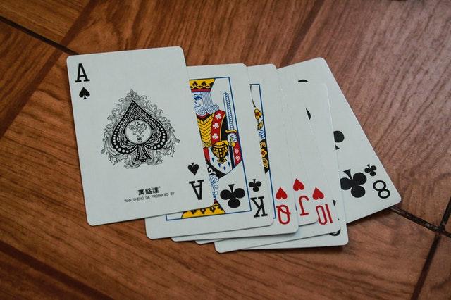 Suosittuna korttipelinä – Blackjack
