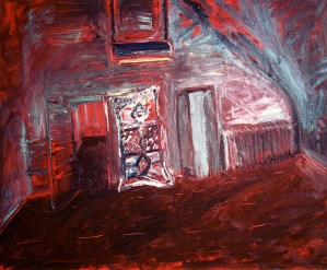 Big Red Studio With Textile (After Matisse)