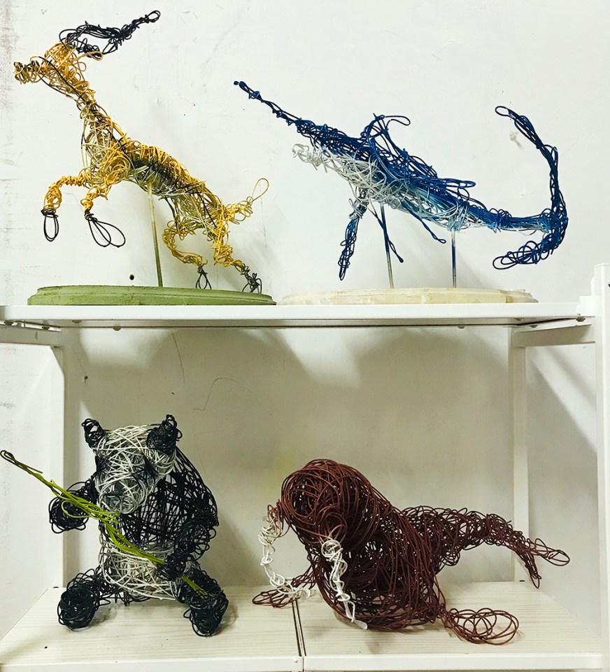 Critically Endangered Animals Studio Display