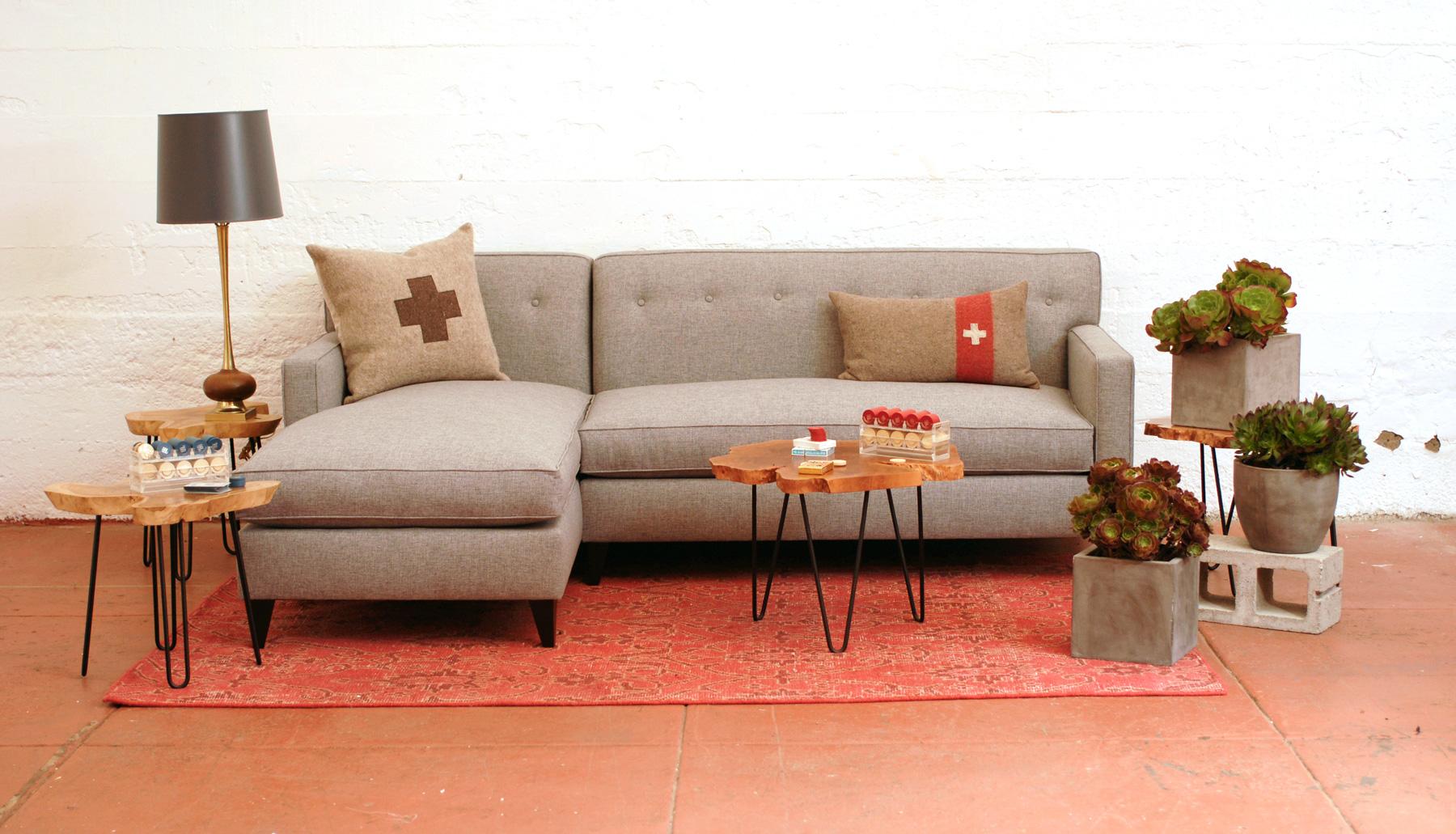 Harrington Galleries - Custom sofas