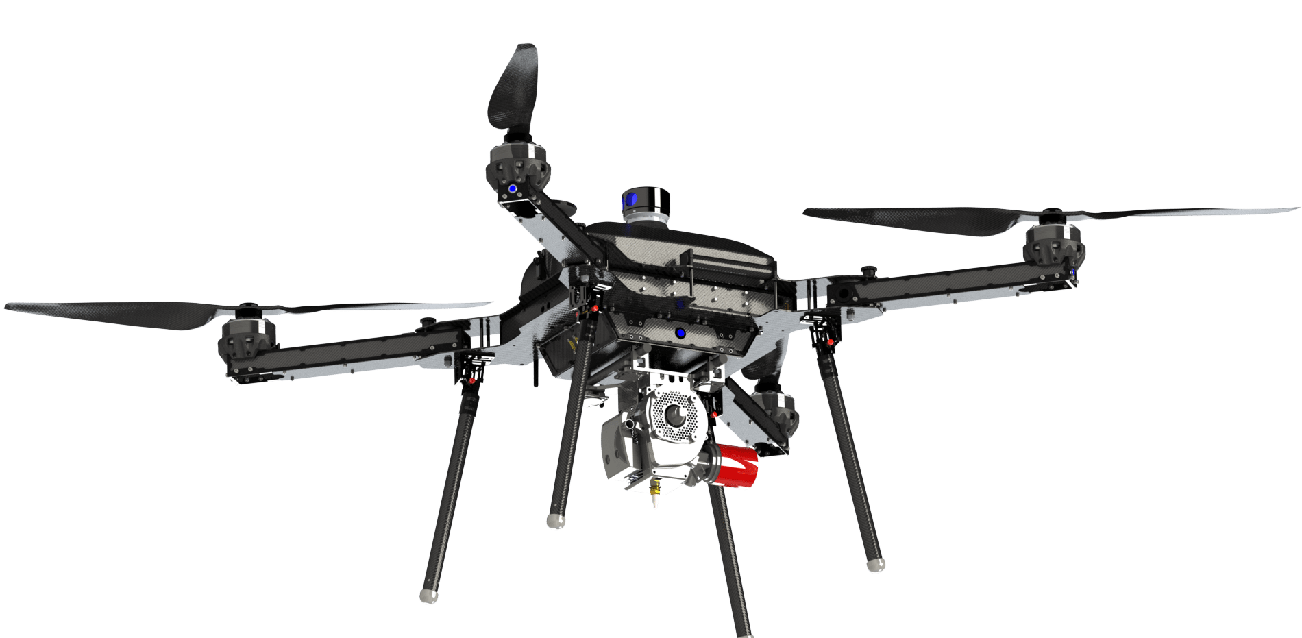 Harris Aerial Launches Florida S First Hybrid Drone