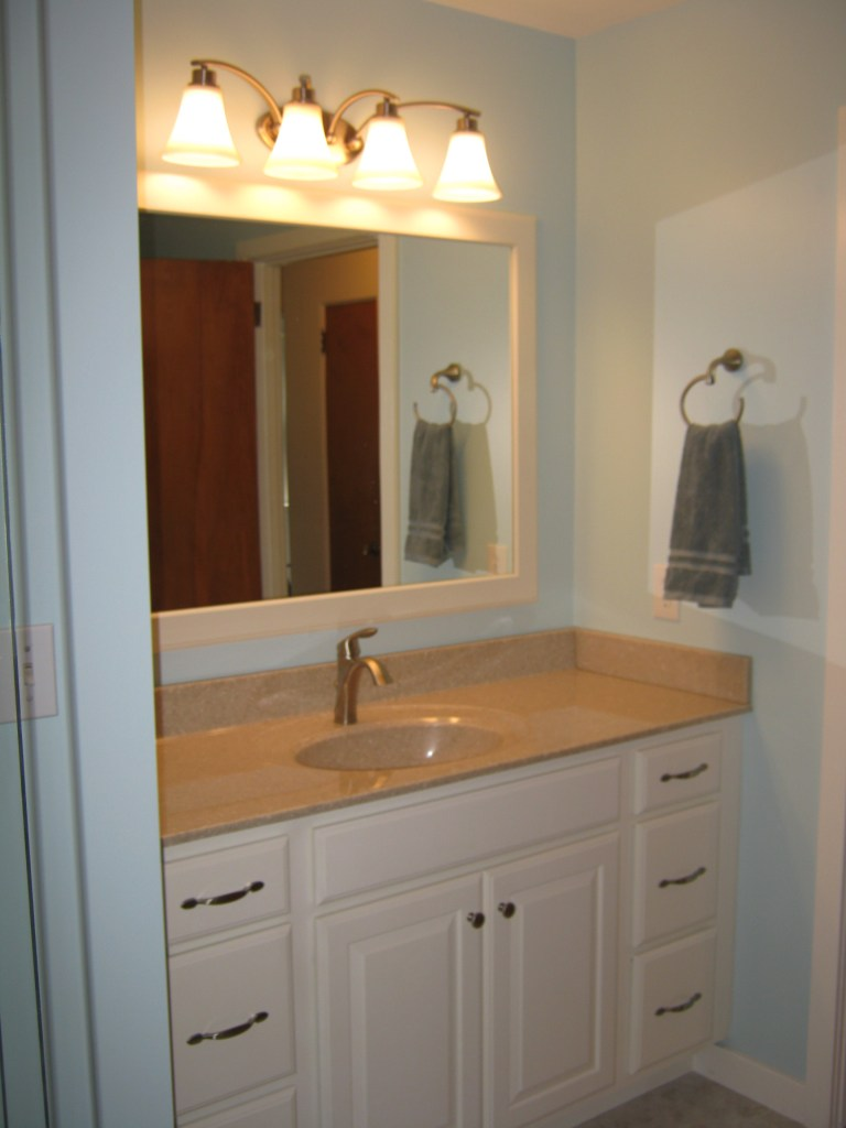 Budget Friendly Master Bath Makeover (B-64)