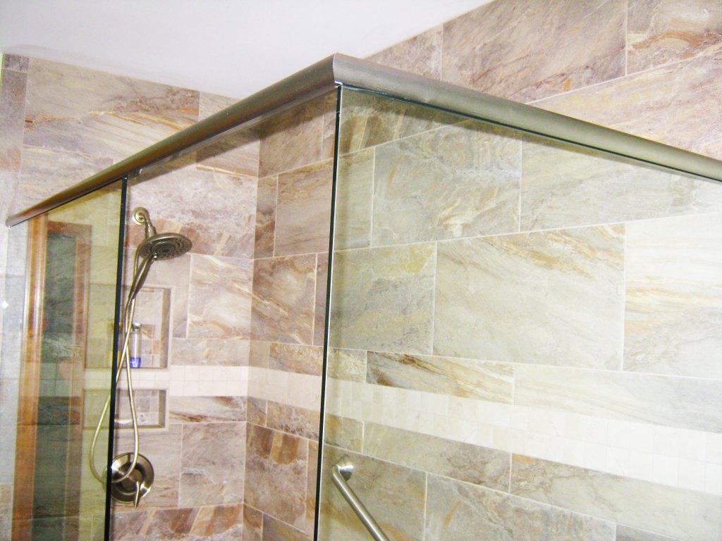 stunning modern master bath (B-70)