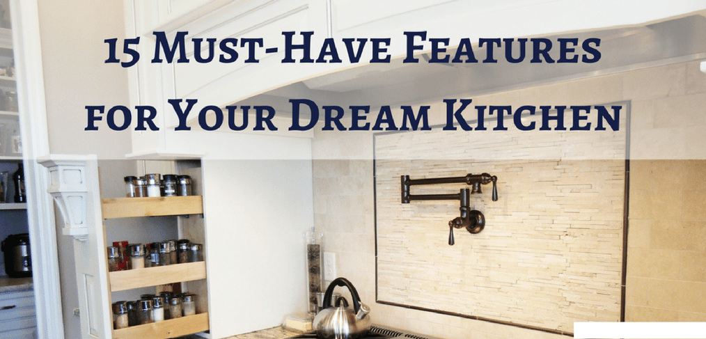 dream kitchen blog