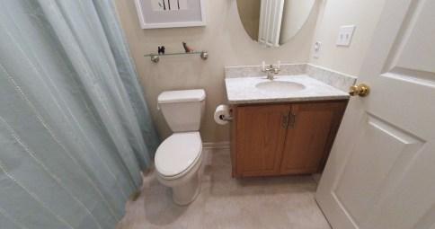Downstairs Hall Bathroom (B-112)