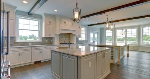 Light-Filled Custom Kitchen Design (K-96)