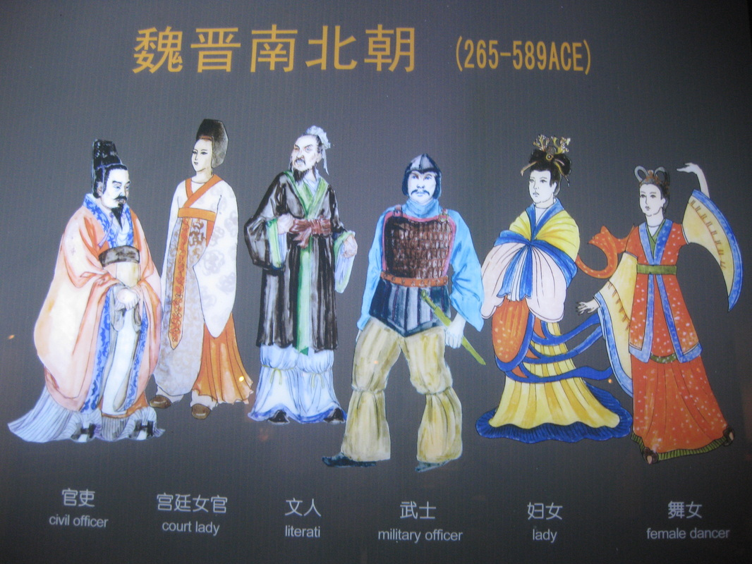 All Things Chinese Chinese Dynasties Costumes